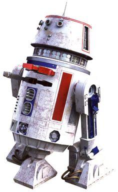 Star Wars: R5 series astromech droid