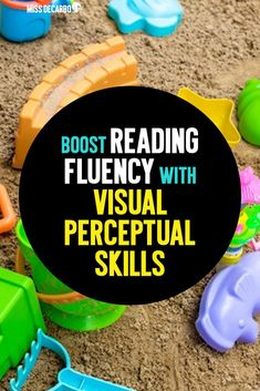 Are you focusing on visual perceptual skills in your classroom? These skills are essential components for reading fluency. Here are some fun and easy ways to incorporate visual perceptual skill building into your weekly routine. Reading Lesson Plans, Reading Lessons, Reading Resources, Reading Skills, Visual Perceptual Activities, Fluency Activities, Small Group Reading, Reading Groups, Classroom Solutions