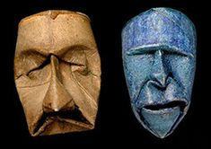 Funny Toilet Paper Roll Faces by Junior Fritz Jacquet
