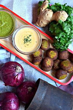 Edamame Falafel - Cookilicious