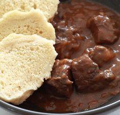 Recette Goulash tcheque au boeuf, star de la cuisine tchèque
