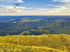 Chapada dos Guimarães: | 17 Stunning Places In Brazil You Need To See Before You Die