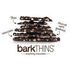 Bark Thins Dark Chocolate Gingerbread (12x4.7 OZ)