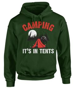 Ah, puns. Campers will love these threads!