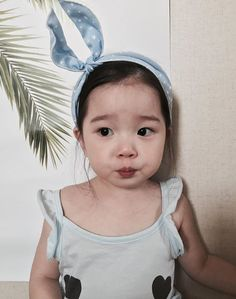 Cute Asian Babies, Korean Babies, Asian Kids, Cute Babies, Kids Z, Kids Girls, Cute Kids, Little Girl Photos, Cute Baby Photos