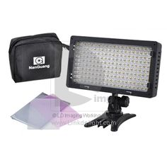 Continuous video light for on location photography.