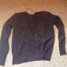 Worthington black cardigan Great for work Worthington Sweaters Cardigans