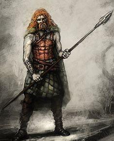 Lugh principal dios del panteón celta