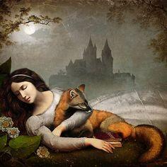 Christian Schloe - Dreaming in The Woods