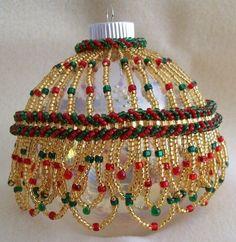 Christmas Ornament Holiday Sparkle by jenny