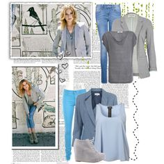 Emily Thorne inspired women's Casual Friday outfit