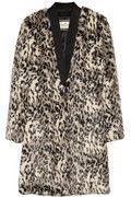 BY MALENE BIRGER  Scarlettes leopard-print faux fur coat  €493