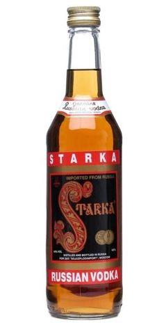 Starka Russian Vodka  #starka #russian #vodka