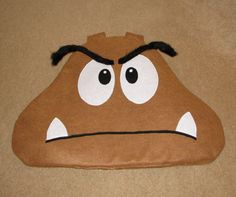 What I Made Today: TUTORIAL: Goomba - Part 1