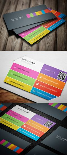 Modern Business Cards Design