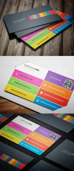 Creativas e inspiradoras Tarjetas de Presentación