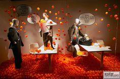 oranges,pinned by Ton van der Veer