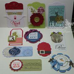 Debbie's Designs: Stamp Camp for November!
