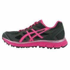 Asics Gel Scram Ladies Trail Running Shoes - SportsDirect.com