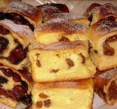 Csodás kelt rétes 3 féle töltelékkel - Blikk Rúzs Winter Food, Bread Recipes, Fudge, French Toast, Sweets, Candy, Homemade, Cookies, Breakfast