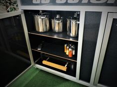 Kitchenbox - go-outside. Vw Bus, Caravan, Camping Box, Shops, Alpha Delta, Go Outside, Vehicle, Space, Furniture