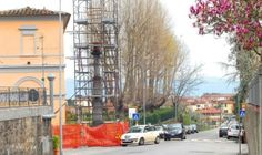 scuola del Legno Rosso...una vita fa...Via libera al restauro del monumento a Linneo