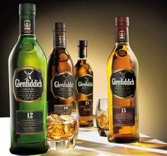 Glenfiddich 12 -- I enjoy this a bit more than Glenlivet if I have the choice.