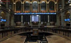 El Ibex 35 abre con un alza del 1% a la espera de la Fed e impulsado por BBVA