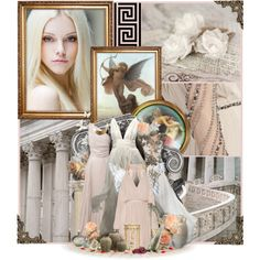 Psyche (Ψυχή): a former mortal woman and goddess of the soul in Greek mythology. She is the wife of Eros (Cupid) and the mother of Hedone. She is always picture...