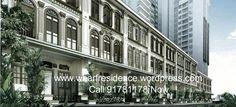 Orangetee AAG TOP Team for Wharf Residences @ Tong Watt Road, Singapore
