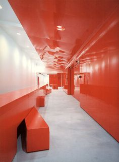 Type retail on pinterest architects courtyard house for Rue des garcons