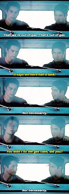 #TeenWolf #5x13 • Codominance • Scott & Stiles