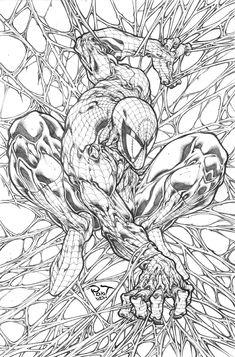 Amazing spiderman by pant.deviantart.com on @deviantART