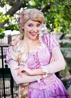 Amazing Rapunzel #cosplay