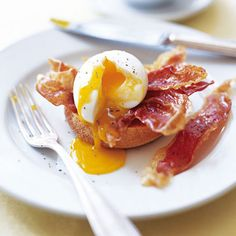 Soft-boiled eggs with Parma ham recipe. Find more recipes here or on RedOnline.co.uk.