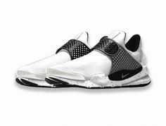 sports shoes c65f2 052ef June Latest New Arrival 2017 Top 5 Nike Sock Dart iD Designs White Oreo  Cheap For