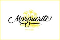 Looking for free script font for designers? Today we bring  you Marguerite free typeface with fresh and smooth style  with soft curves and natural connections that will help you present your design in elegant and unique way.