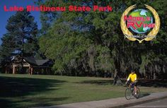 Situated on the western shore of Lake Bistineau, this park offers a satisfying blend of beautiful vistas and outstanding recreational facilities. http://www.mobilerving.com/search/lake-bistineau-state-park #travel #RV