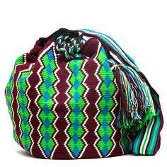 Wayuu Mochila Bag - Woven One Thread