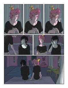 Magical Adventure Of Marshall Lee & Prince Bubble Gum