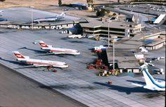 Pre-1985 Tucson International Airport Terminal