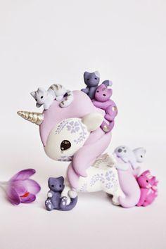 Mijbil Creatures: More kittens, more unicorns, more flowers!: