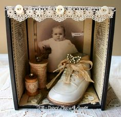 Shabby Altered Box