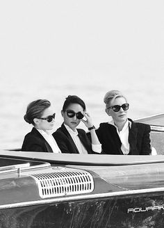 Cate Blanchett, Emily Blunt, Zhou Xun,