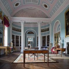 Kenwood House. Kenwood's art collection is legendary: paintings by old masters such as Rembrandt, Vermeer and Van Dyck sit alongside works by English painters Gainsborough, Constable and Turner. Hampstead, London NW3  english-heritage.org.uk