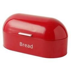 Keep your bread in here. Housewarming Gifts, Butter Dish, House Warming, Bread, Breads, Sandwich Loaf