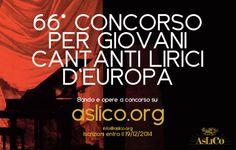 66° Concorso per giovani cantanti lirici d'europa