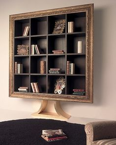 Seriously IN LOVE with this bookcase!!
