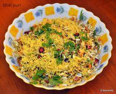 Bhel Puri | Special Veg