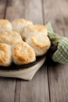 Cream Cheese Filled Biscuits
